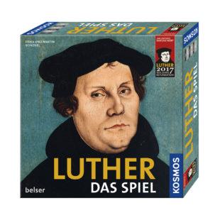 LUTHER – Das Spiel