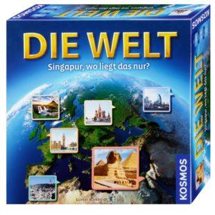Die Welt – Singapur wo liegt das nur?